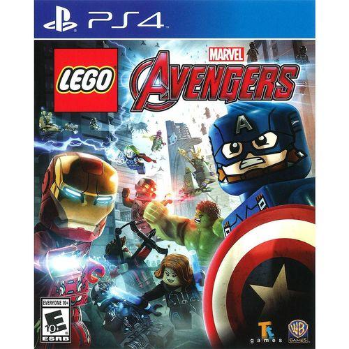 بازی Lego Marvel Avengers مخصوص PS4