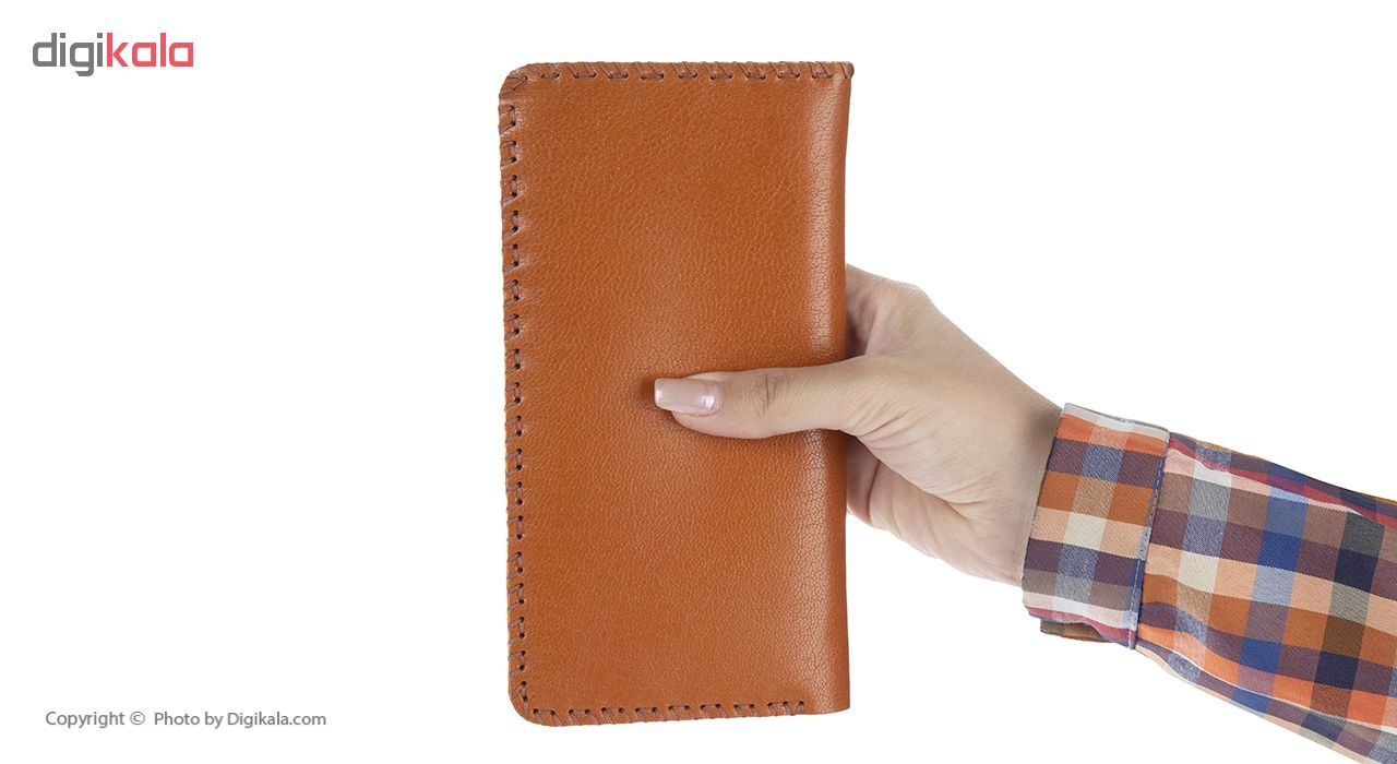 کیف چرمی مدل mz16