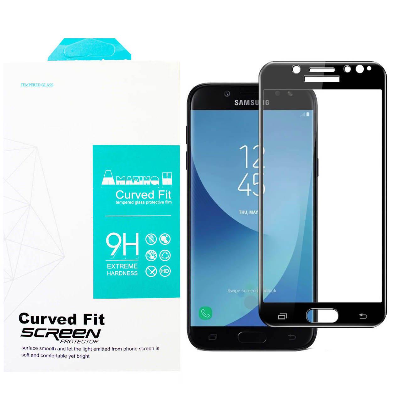 محافظ صفحه نمایش 6D مدل MT7 مناسب برای گوشی موبایل سامسونگ Galaxy J5 Pro