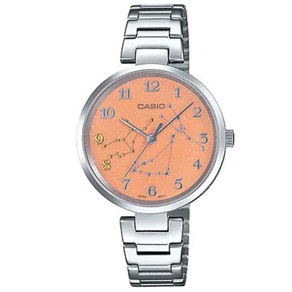 ساعت مچی عقربه ای زنانه کاسیو مدل LTP-E10D-4ADR