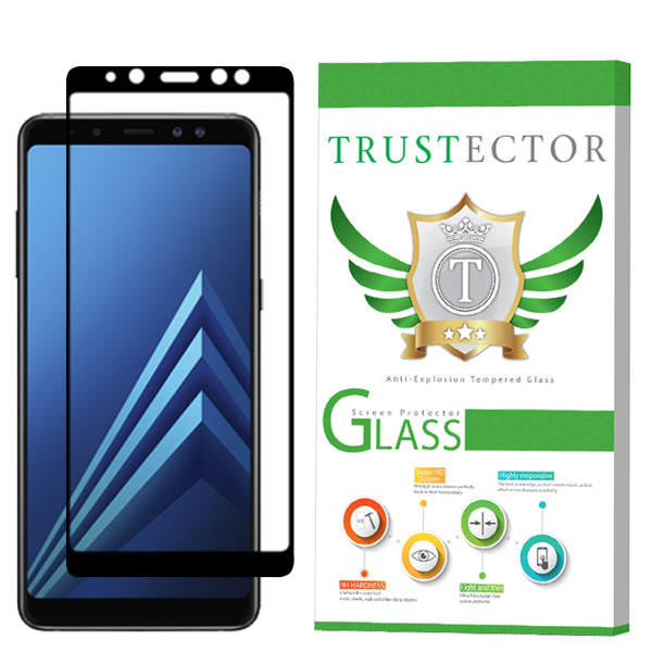 محافظ صفحه نمایش تراستکتور مدل GSS مناسب برای گوشی موبایل سامسونگ Galaxy A8 2018