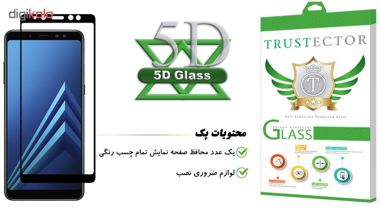 محافظ صفحه نمایش تراستکتور مدل GSS مناسب برای گوشی موبایل سامسونگ Galaxy A8 2018 main 1 1