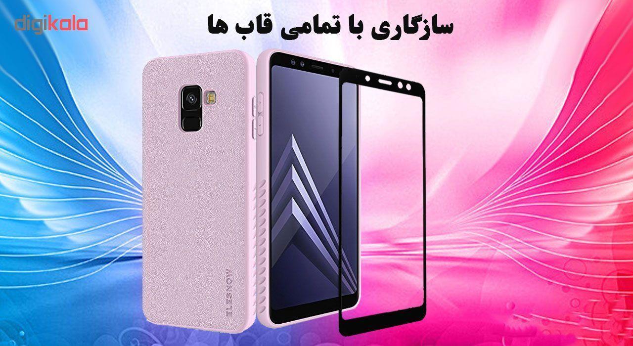 محافظ صفحه نمایش تراستکتور مدل GSS مناسب برای گوشی موبایل سامسونگ Galaxy A8 2018 main 1 4