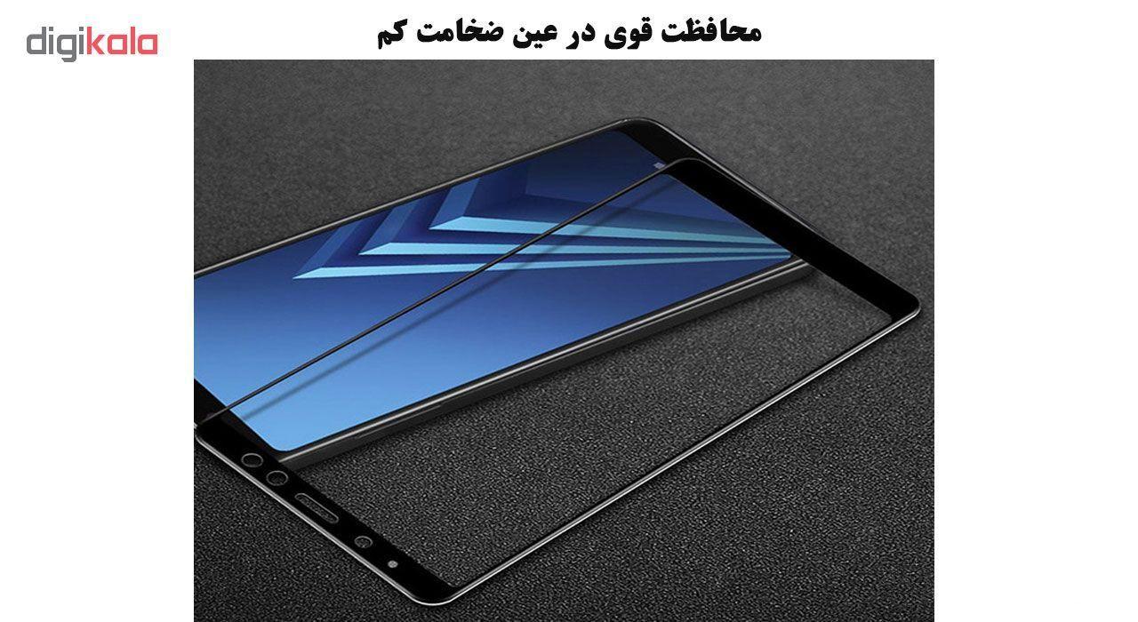 محافظ صفحه نمایش تراستکتور مدل GSS مناسب برای گوشی موبایل سامسونگ Galaxy A8 2018 main 1 5