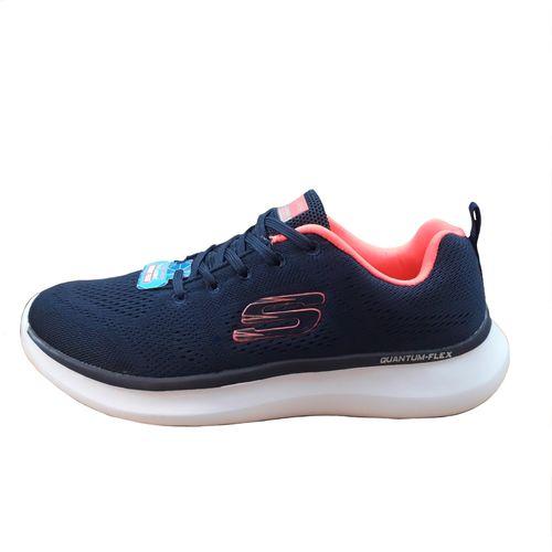 کفش مخصوص پیاده روی زنانه اسکچرز مدل QUANTUM-FLEX 33