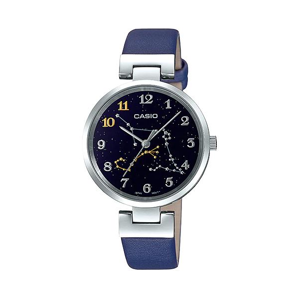 ساعت مچی عقربه ای زنانه کاسیو مدل LTP-E06L-2ADR 52