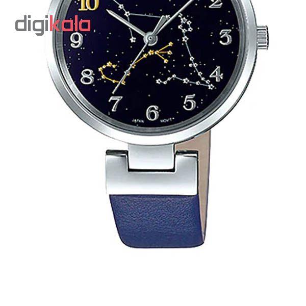 ساعت مچی عقربه ای زنانه کاسیو مدل LTP-E06L-2ADR