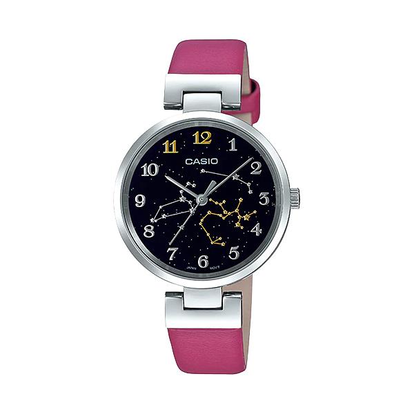 ساعت مچی عقربه ای زنانه کاسیو مدل LTP-E03L-4ADR