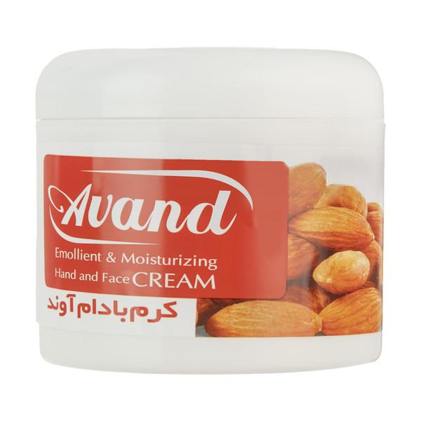 کرم مرطوب کننده و نرم کننده آوند مدل Almond حجم 200 میلی لیتر