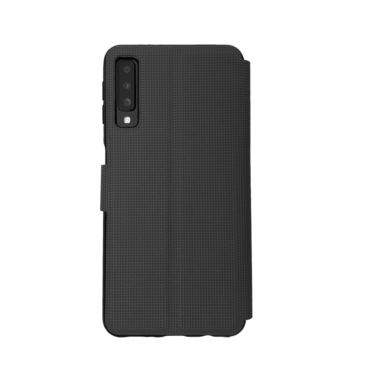 کیف کلاسوری مدل Q10 مناسب برای گوشی موبایل سامسونگ Galaxy A7 2018