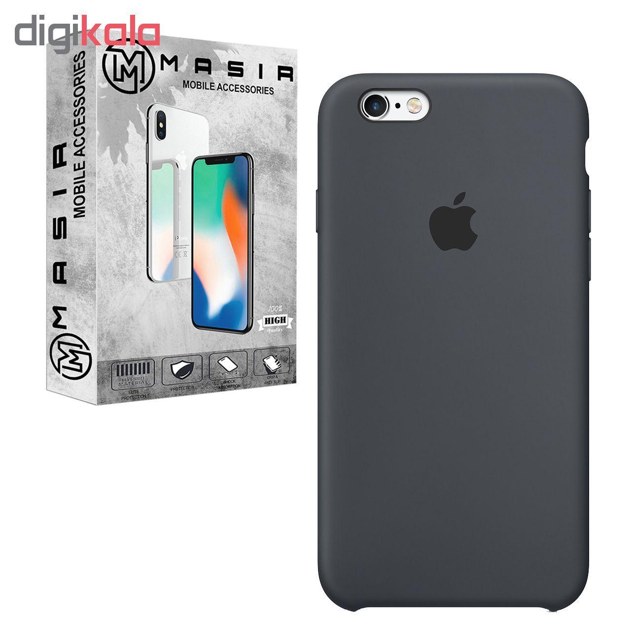کاور میسر مدل SLC-01 مناسب برای گوشی موبایل اپل iPhone 6/6S main 1 1