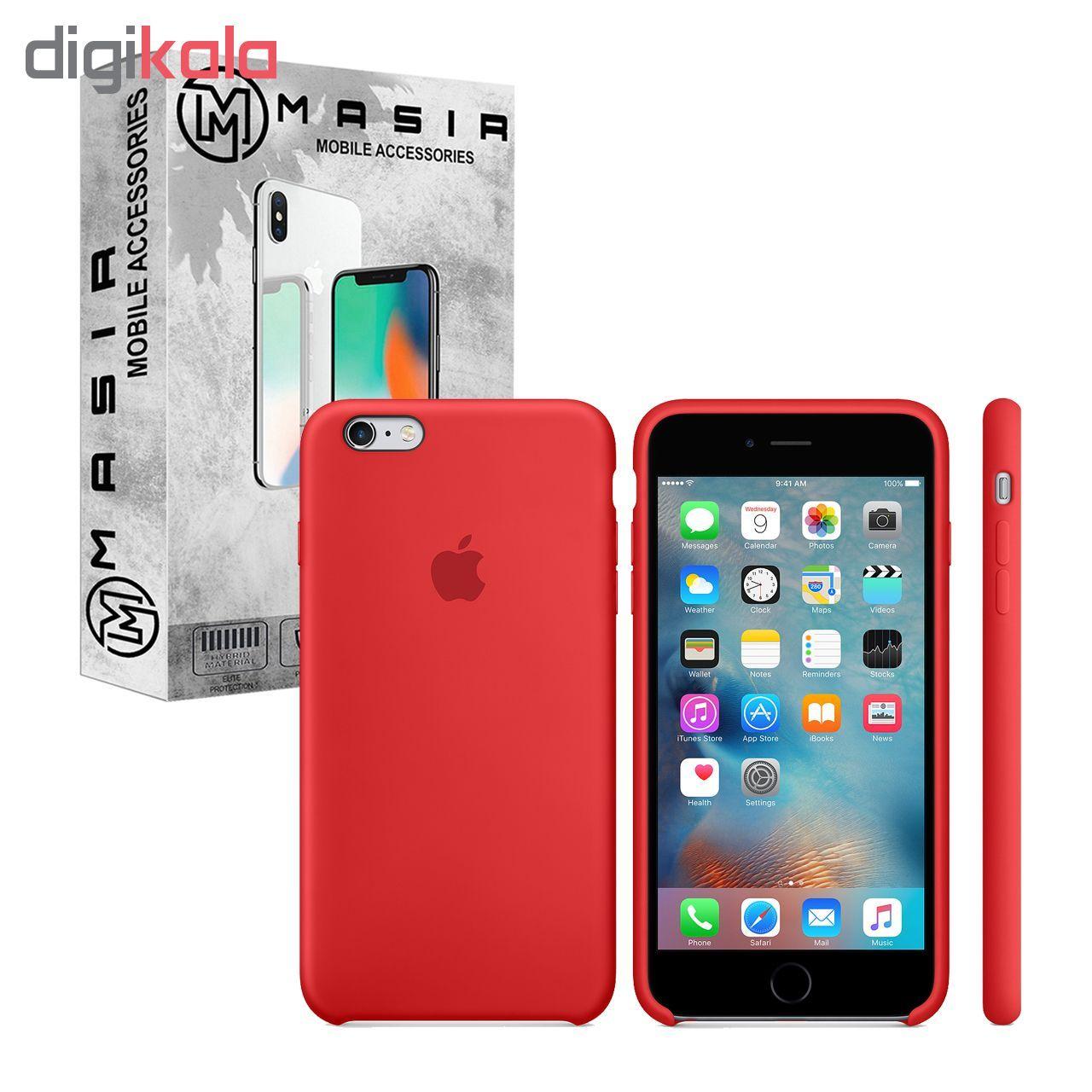کاور میسر مدل SLC-01 مناسب برای گوشی موبایل اپل iPhone 6/6S main 1 2