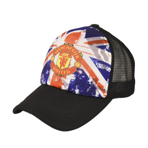 کلاه کپ مردانه مدل Manchester United کد 1112