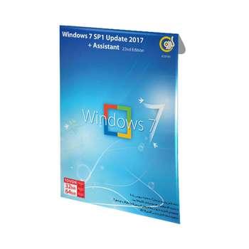 سیستم عامل Windows 7 نسخه Sp1 Update 2017 + Assisstant نشر گردو