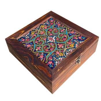 جعبه چای  کیسه ای مدل D23