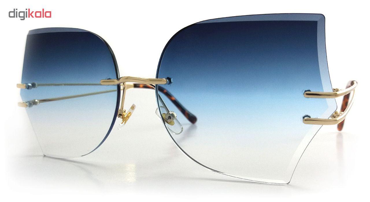 عینک آفتابی زنانه دیتیای کد 325