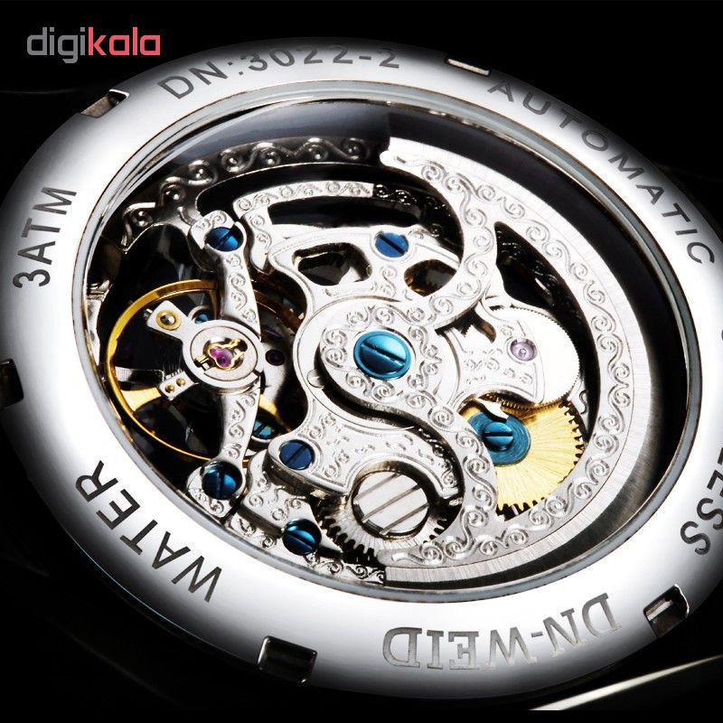 ساعت  دی ان-وید مدل SN-DN-3006-GB