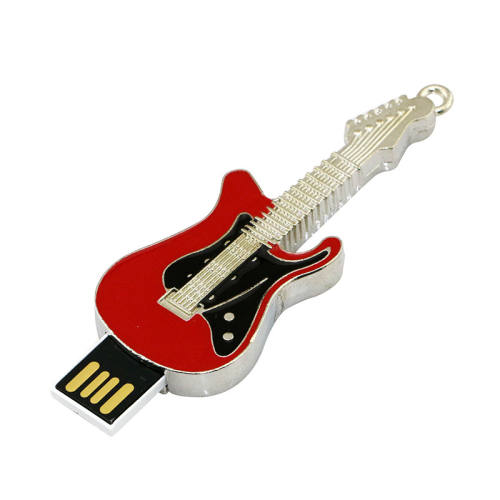 فلش مموری طرح  گیتار مدل UJ-046ظرفیت 32 گیگابایت