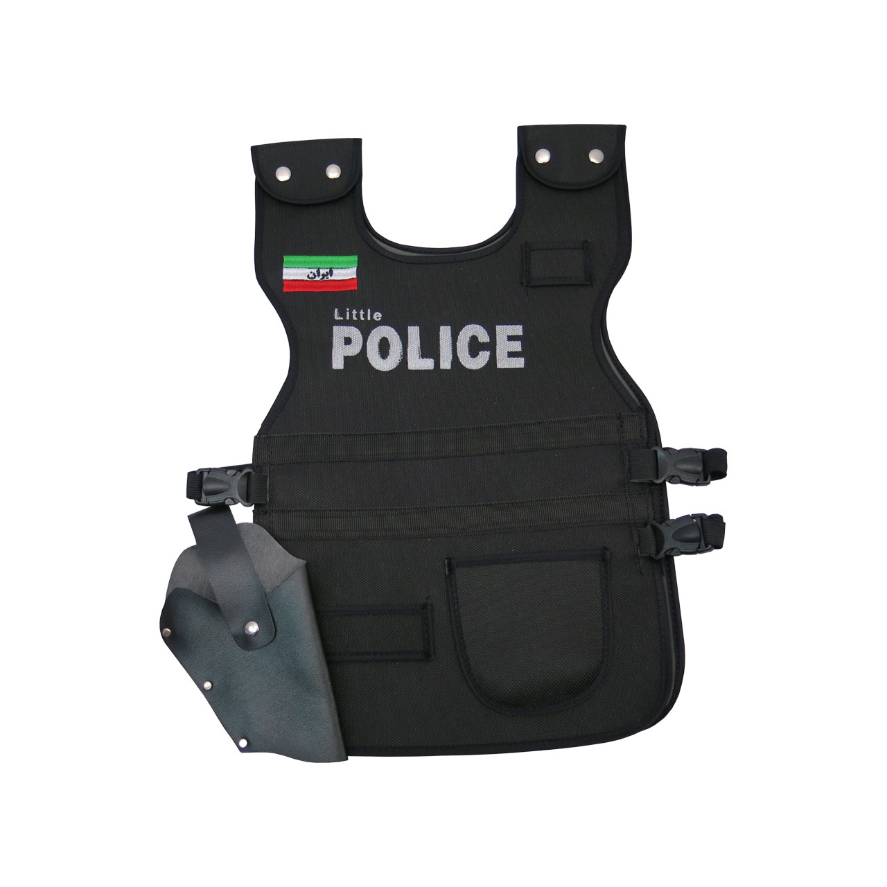 خرید                     تن پوش کودک طرح Little Police Tri