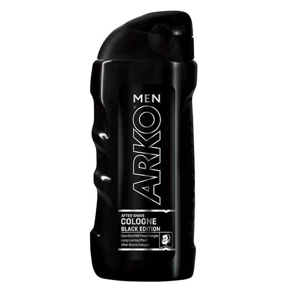 افتر شیو آرکو من مدل Black Edition حجم 250 میلی لیتر