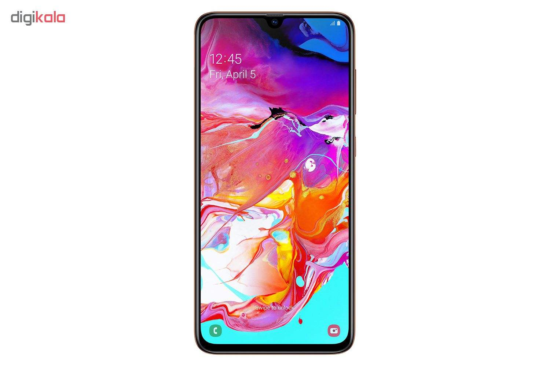 گوشی موبایل سامسونگ مدل Galaxy A70 SM-A705FN/DS دو سیمکارت ظرفیت 128 گیگابایت main 1 1