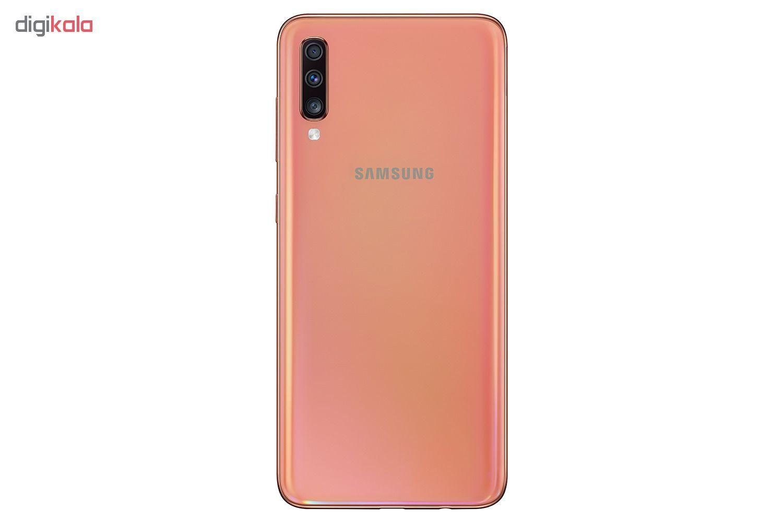 گوشی موبایل سامسونگ مدل Galaxy A70 SM-A705FN/DS دو سیمکارت ظرفیت 128 گیگابایت main 1 3
