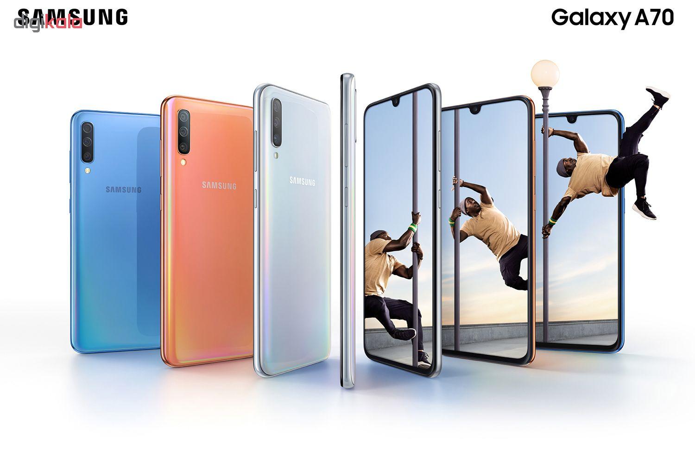 گوشی موبایل سامسونگ مدل Galaxy A70 SM-A705FN/DS دو سیمکارت ظرفیت 128 گیگابایت main 1 8