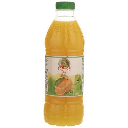 نکتار پرتقال پاکبان حجم 1 لیتر