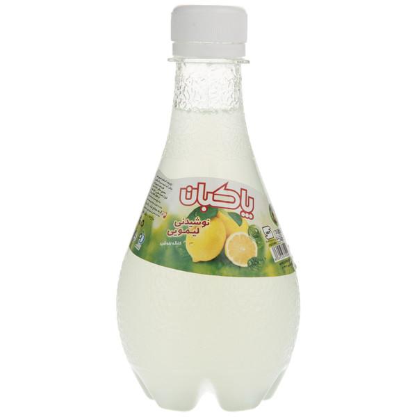 نوشیدنی لیمو پاکبان حجم 300 میلی لیتر