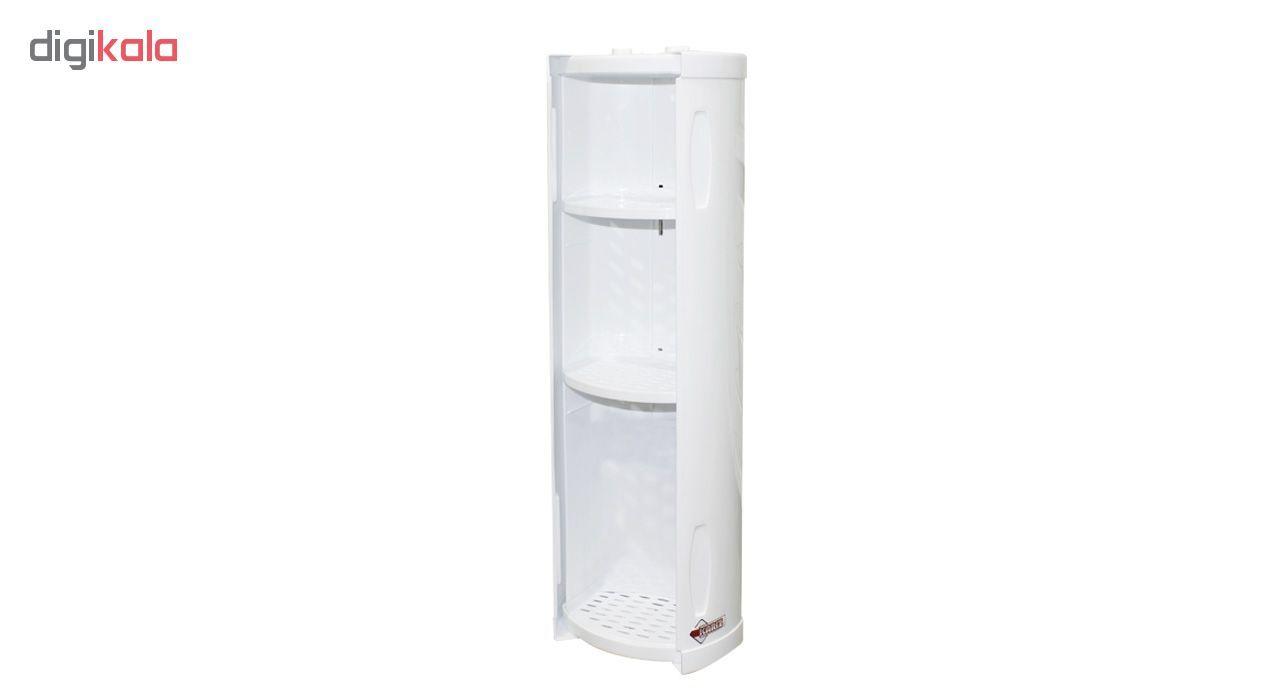 قفسه حمام کاریز مدل TALL main 1 2