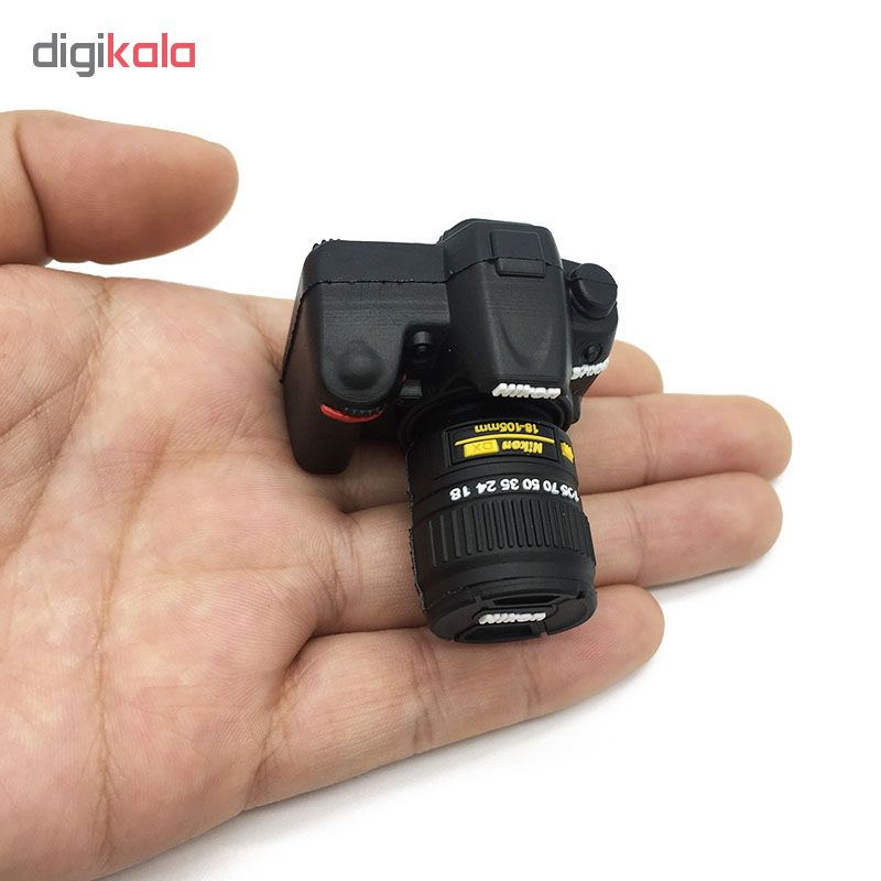 فلش مموری طرح دوربین عکاسی نیکون مدل Ultita -CN01 ظرفیت 16 گیگابایت