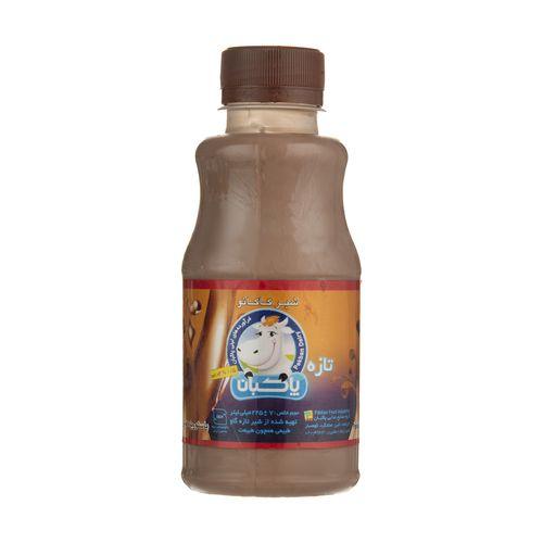 شیر کاکائو تازه پاکبان حجم 225 میلی لیتر