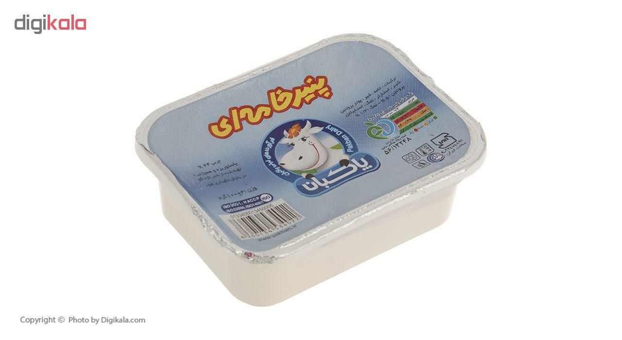 پنیر خامه ای پاکبان وزن 100 گرم main 1 2