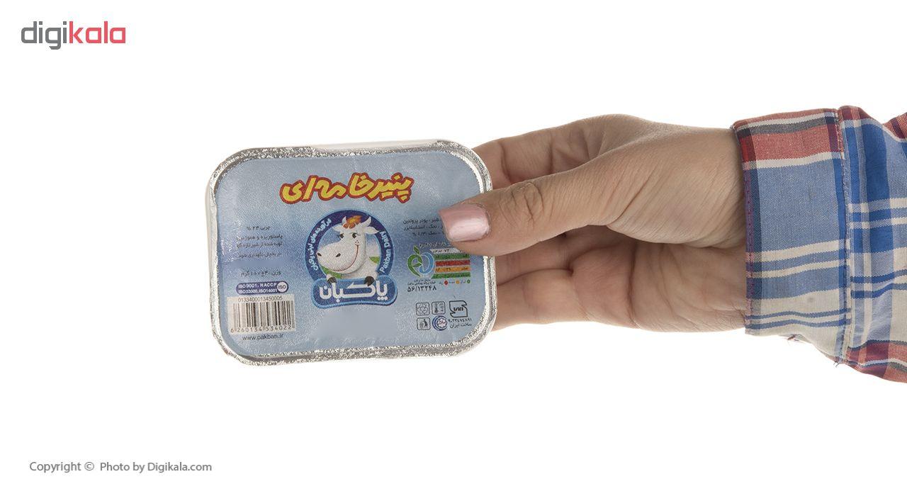پنیر خامه ای پاکبان وزن 100 گرم main 1 5