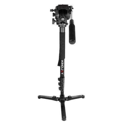 تک پایه دوربین کینگ جوی مدل MP1008F-VT1510