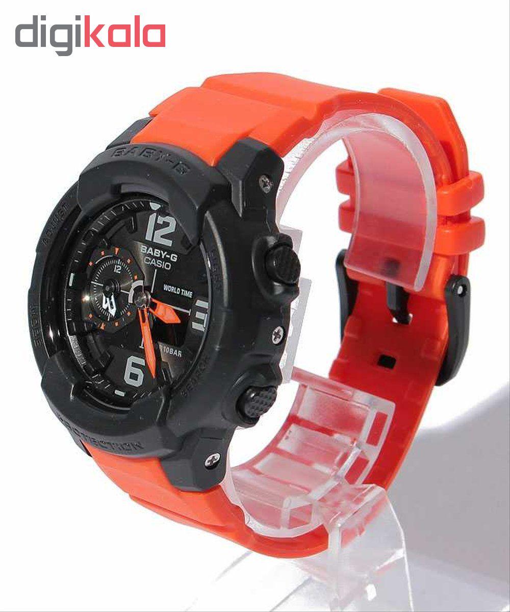 ساعت مچی  عقربه ای زنانه کاسیو مدل  BGA-230-4B               خرید (⭐️⭐️⭐️)