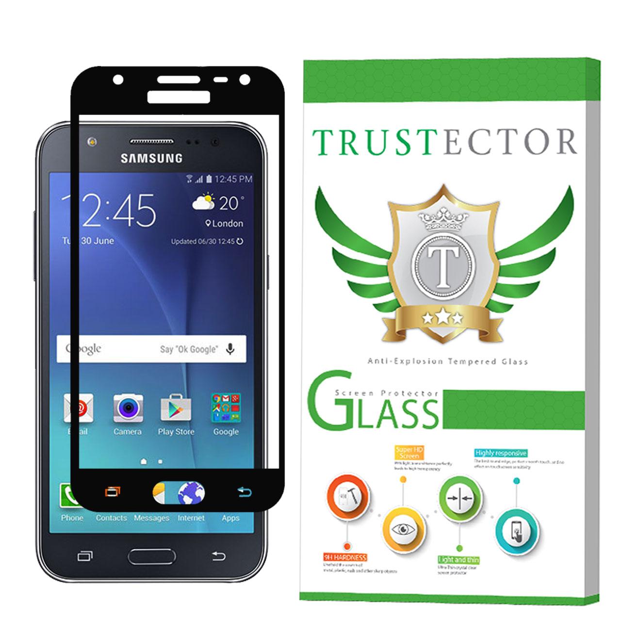 محافظ صفحه نمایش تراستکتور مدل GSS مناسب برای گوشی موبایل سامسونگ Galaxy J7 2015
