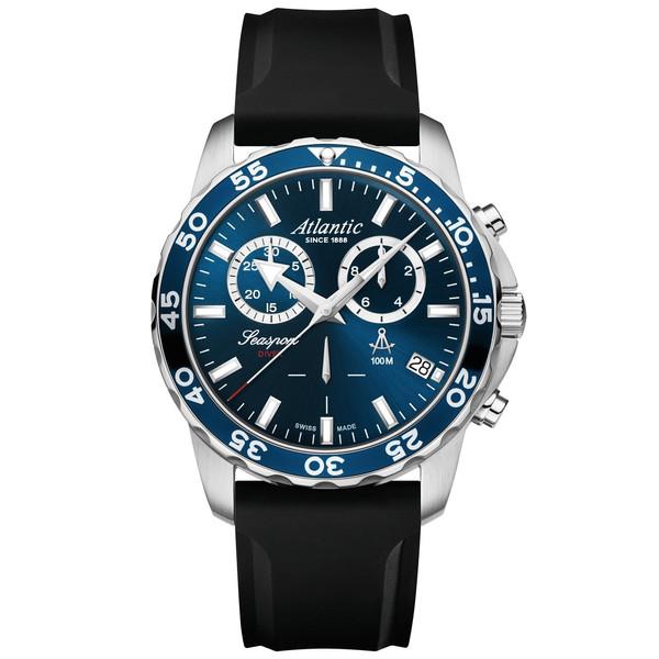 ساعت مچی عقربه ای مردانه آتلانتیک مدل AC-87462.42.51PU