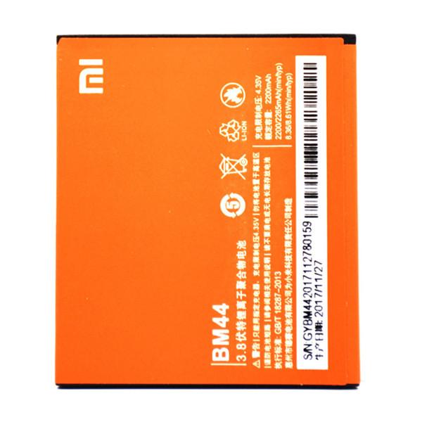 باتری موبایل مدل bm44 ظرفیت 2200 میلی آمپر ساعت مناسب  برای گوشی  موبايل شیائومي redmi 2