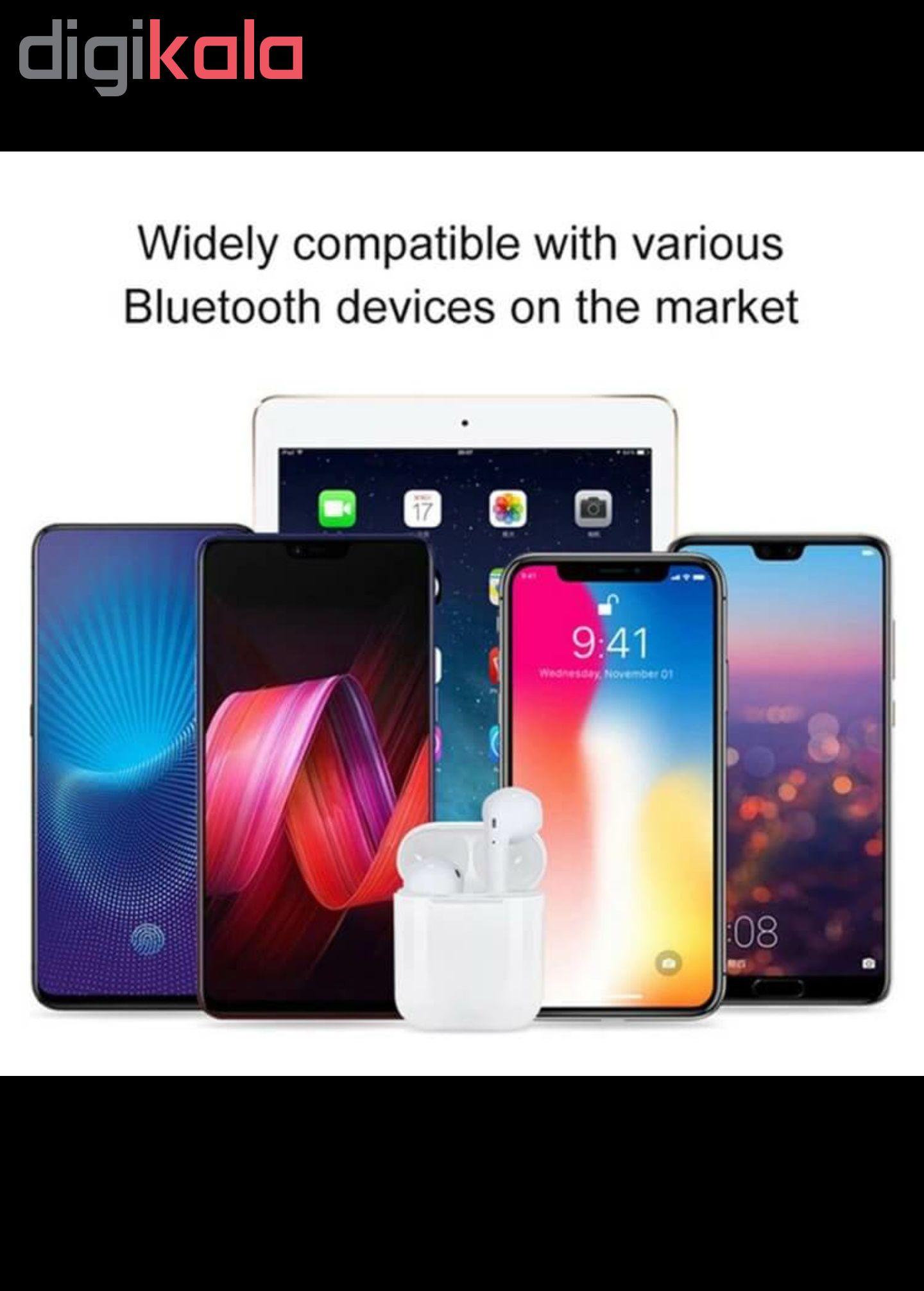 هدفون بی سیم مدل i10max-Touch