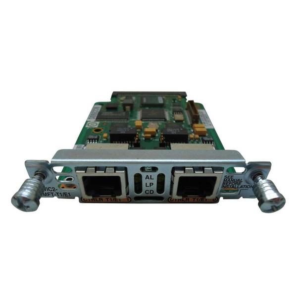ماژول شبکه سیسکو مدل VWIC2-2MFT E11T1