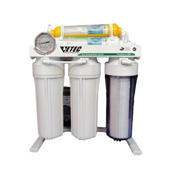 دستگاه تصفیه کننده آب وتک مدل V6RO