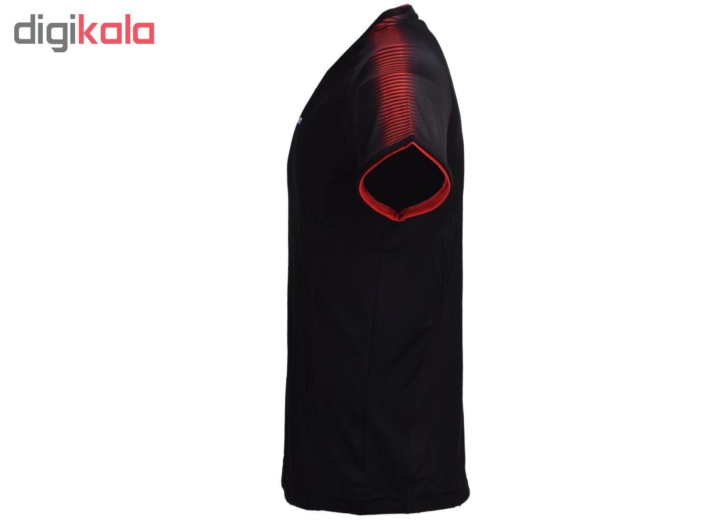 تی شرت ورزشی مردانه تکنیک اسپرت مدل TS-132-ME-G