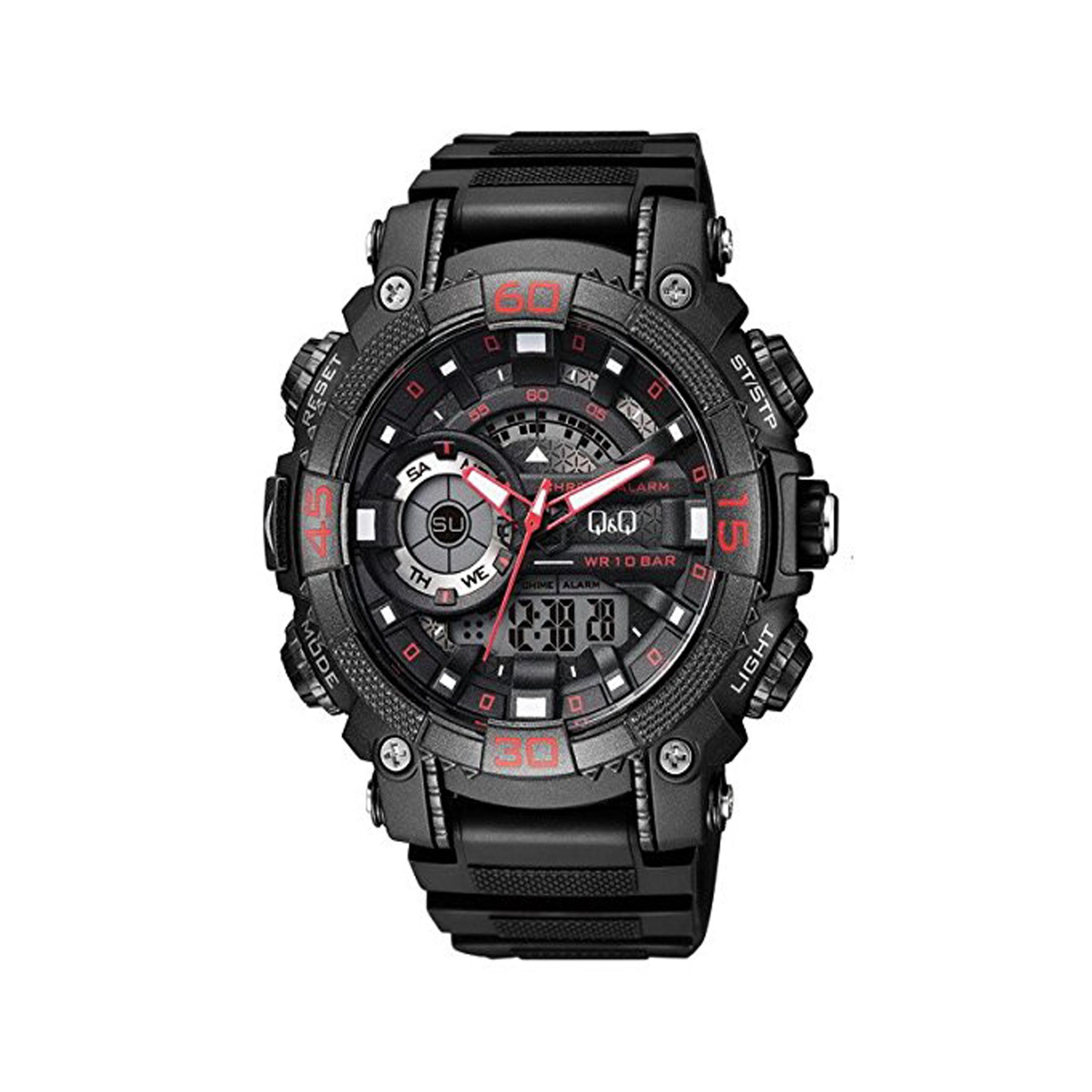 کد تخفیف                                      ساعت مچی دیجیتال مردانه کیو اند کیو مدل GW87J002Y