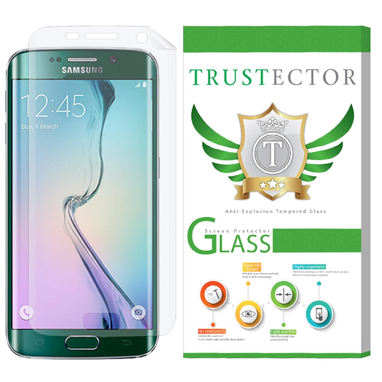 محافظ صفحه نمایش تراستکتور مدل GNF مناسب برای گوشی موبایل سامسونگ Galaxy S6 edge              ( قیمت و خرید)