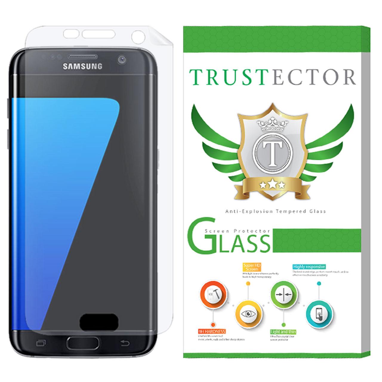 محافظ صفحه نمایش تراستکتور مدل GNF مناسب برای گوشی موبایل سامسونگ Galaxy S7 edge