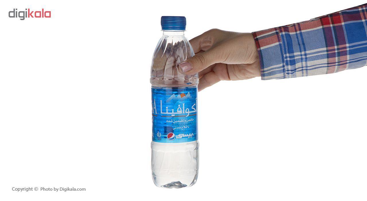 آب معدنی آکوافینا حجم 500 میلی لیتر بسته 12 عددی main 1 7