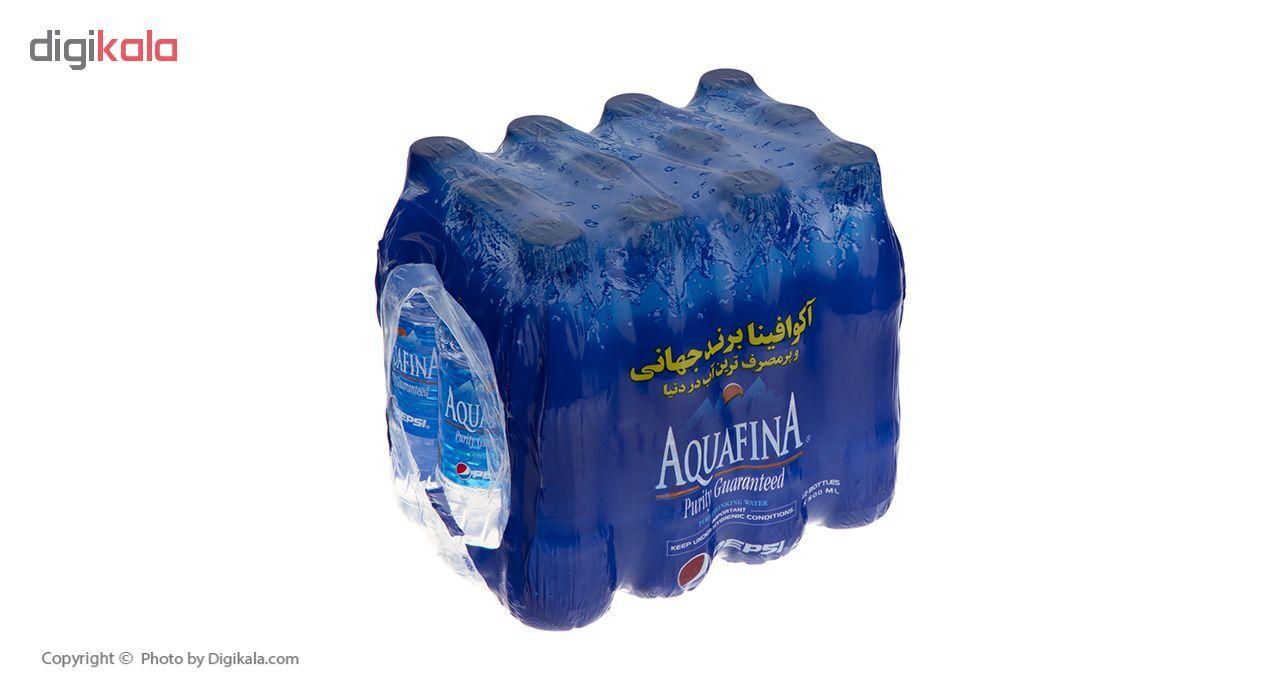 آب معدنی آکوافینا حجم 500 میلی لیتر بسته 12 عددی main 1 5