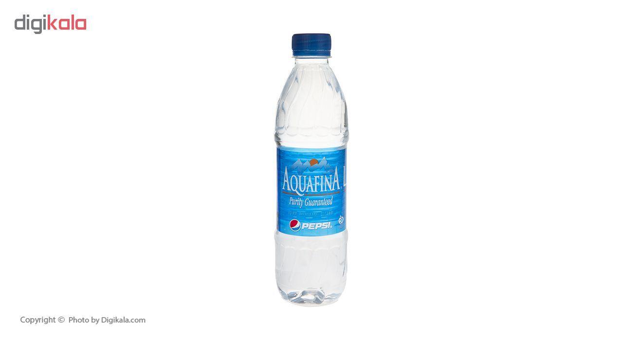 آب معدنی آکوافینا حجم 500 میلی لیتر بسته 12 عددی main 1 3