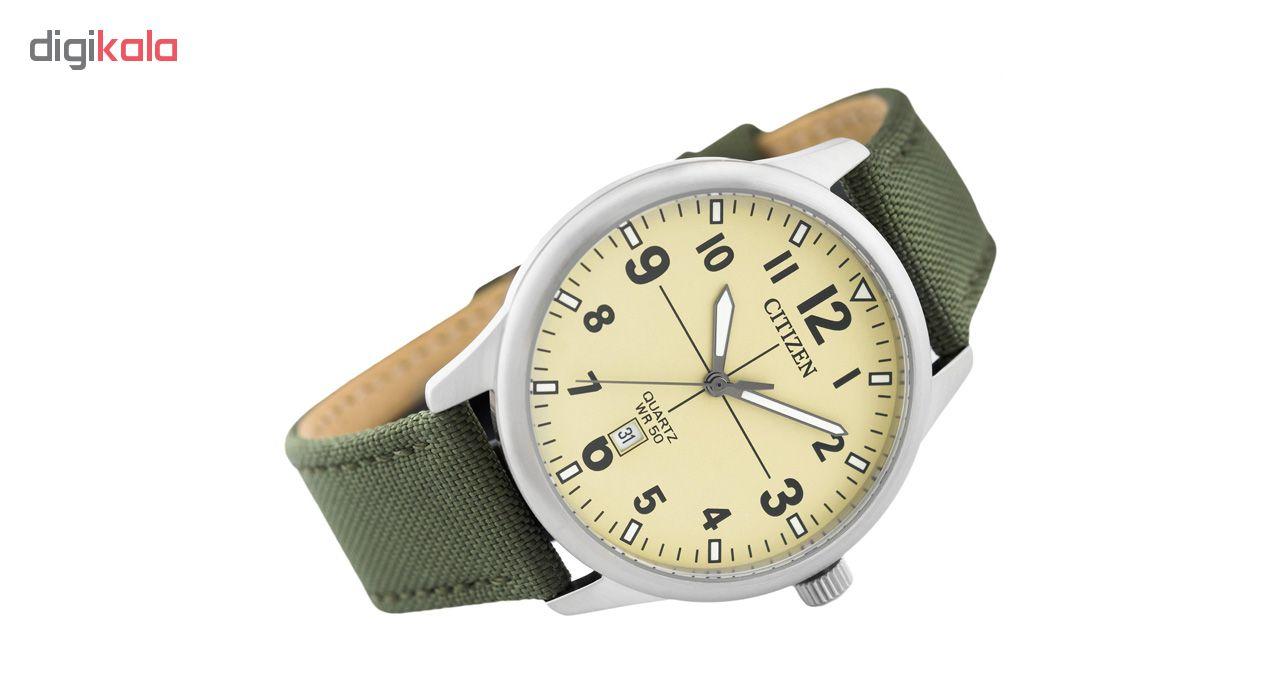 ساعت مچی عقربه ای مردانه سیتی زن مدل BI1050-05X